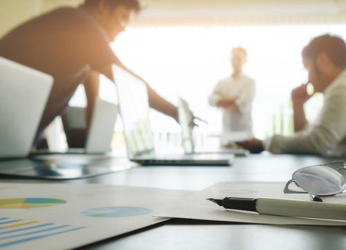 Servicio management en comunicacion